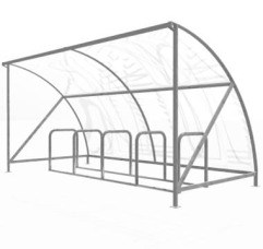 Oxford Eco Cycle Shelter