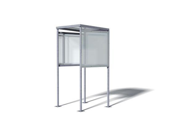 Micro Slimline Smoking Shelter