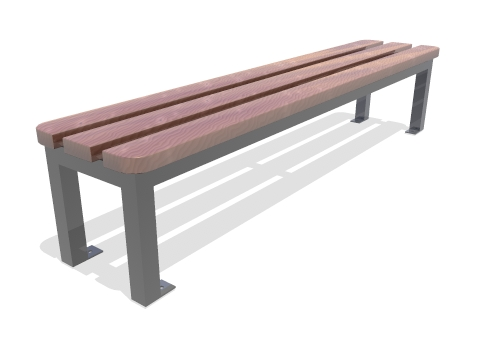 Urbanfab Woodlands Exterior Bench seat
